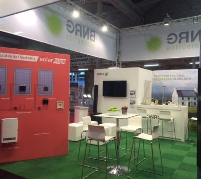 Exhibtion BNRG Distribution Solar Ireland