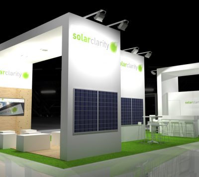 Beurs Intersolution Belgium - Solarclarity