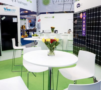 Beurs Solar Solutions 2015