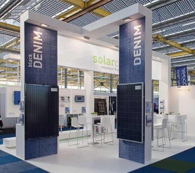 Beurs Solar Solutions 2104