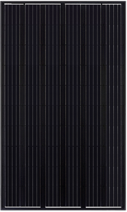 LONGi Solar - LR6-60BK-280M All Black - 5BB